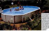 Het selecteren van een achtertuin zwembad