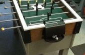 Tafelvoetbal Table Upgrade