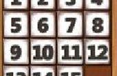 How To Solve de 15 Puzzle