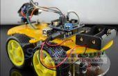 50% korting: intelligente auto van de uitrusting van de Bluetooth multifunctionele auto voor Arduino