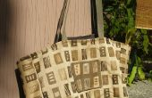 Hoe om te naaien een tas voor Moederdag