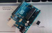 Hoe te programmeren van de ATtiny85 met de Arduino uno bestuur