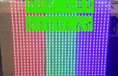 900 LED-display