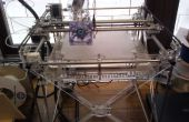 3D-printer verwarmd bed