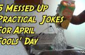5 Practical Jokes verknald