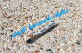 Eenvoudige zelfgemaakte aanraakgevoelige stylus