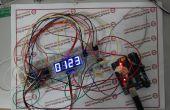 74HC595 digitale LED weergeven op basis van Arduino (Code geboden)