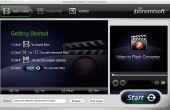 Mac M4V aan de Convertor van de flits, M4V bestanden converteren naar FLV/SWF op mac