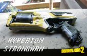 Nerf Strongarm Borderlands 2 Hyperion gun replica