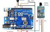 Brandmelding met behulp van Arduino en vlam sensor