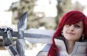 Erza Scarlet van hart Kreuz Armor: Sword