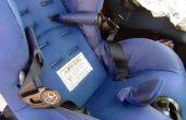 Liquid Cooled autostoeltjes voor baby's (of u)