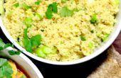 Geen gedoe Couscous | Eenvoudige | Koken met Benji