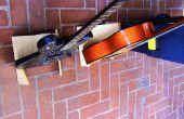 SOPORTE universele de guitarras plegable