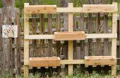 Modulair verticale tuin