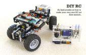 DIY Arduino Remote Control en Lego RC voertuig!