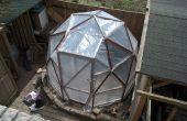 3m Geodesic Dome Greenhouse