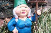 Tuin van Gnome
