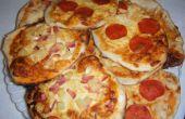 Brickoven-stijl Pizza thuis