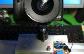 Arduino + Stepper Motor Camera schuifregelaar