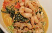 Een Pot Italiaanse worst stoofpot