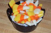 Zelfgemaakte Candy Corn