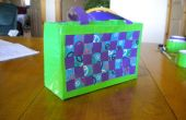 Geweven Duct Tape Tote