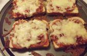 Pizza brood