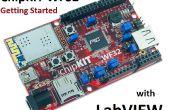 Aan de slag met de ChipKIT WF32 (LabVIEW)