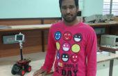 DTMF ROBOT (zonder microcontroller)