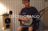 DIY Elektrische Banjo
