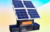 Pop-zonne-Generator: SunZilla 3.0