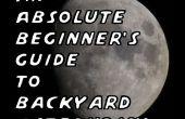 Hoe aan de slag in de Amateur-astronomie