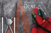 How to Make Deadpool kostuum - Deadpool van zwaarden en terug schede