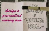 Ontwerpen van een kleurboek