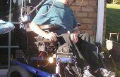 Cabrio dak voor Hot-Rod rolstoel