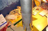 Arduino aangedreven raket geleidingssysteem