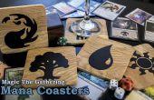 MTG Mana Coasters