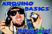Arduino Basics: Making Sound