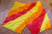 Lelijke Shorts? Verf Em! 101 tekenen op textiel