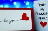 Hoe maak je de beste Valentines dag kaarten voor uw BF of BFF