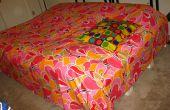 DIY Platform-Bed en matras vervangen - Out-Of-The-Box, draagbare, lichtgewicht, goedkope