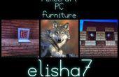 Minecraft PC meubels