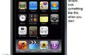 Ongebonden Instructable ontsnapping uit de gevangenis voor iPhone/iPod