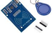 Arduino RFID lezer / MFRC522 Turorial