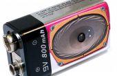 Hoe maak je een Mini draagbare luidspreker