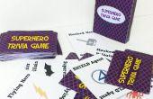 Superheld kaartspel