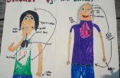 Anti-roken poster door: Ayana Harlow leeftijd 12