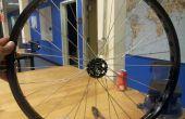 @TechShop Menlo Park: bouwen van een fietswiel