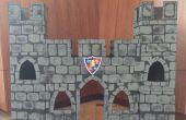 Photo Booth kasteel voor Highlands Kids